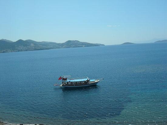 Foça Tekne Turları, Eski Foça Tekne Turları